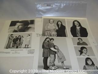 Photo: Print: Press Release: Vintage Movie: Mrs Doubtfire