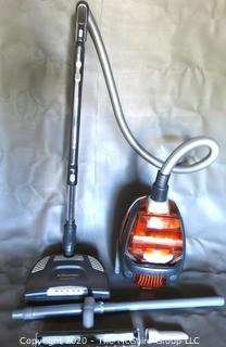 Modern Canister Style Electrolux Vacuum
