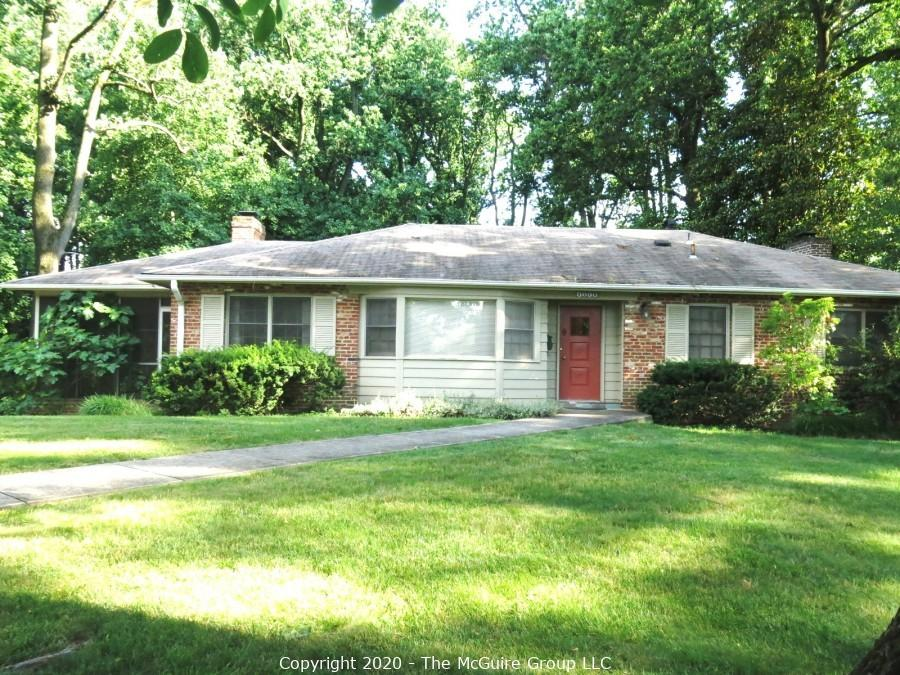 Real Property Online Auction of 4620 N 26th St., Arlington, VA 22207