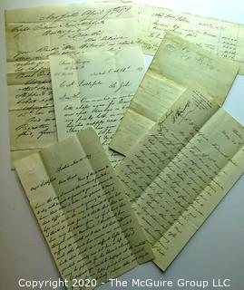 Collectible: Ephemera: Paper: 1877