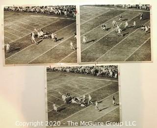 Photo: Historical: Football: College: 1948: Michigan vs Minnesota