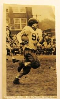 Photo: Vintage: HS Football: Edison HS (Minn. MN): 1954: Art Solz running for a first down
