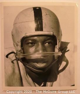 Photo: Collectible: Football: South High: 1957: Ben Nolen by Paul Siegel #3