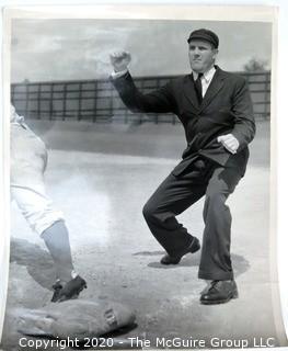 "Photo: Historical:Baseball: Umpire making call -""Yourrrrr out!"""