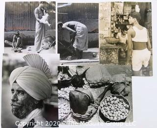 1967 Photo Series on India by Henry Herr Gill published in the the Chicago Times.