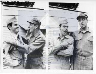 Photo: Print: Press Release: Vintage TV Show: Gomer Pyle