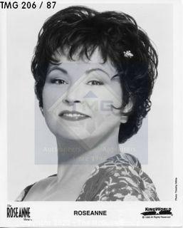 Photo: Print: Press Release: Vintage TV Show: Rosanne Barr