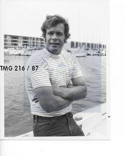 "Photo: Print: Press Release: Vintage TV Show: Doug McClure ""Search"""