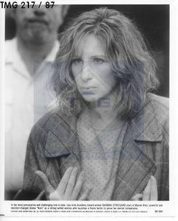 Photo: Print: Press Release: Movie Star: Barbara Streisand