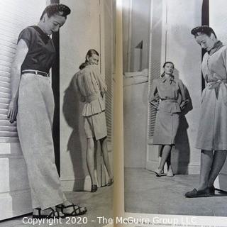 Two 1947 The Californian Magazines - Fashion, Art & Leisure.