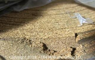 (2) Rolls of Cork Acoustical Control or Underlayment Cushion; each approximately 200 sq. ft.