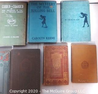 Stack of Vintage Children's Books