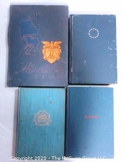 Group of Military Themed Vintage Books