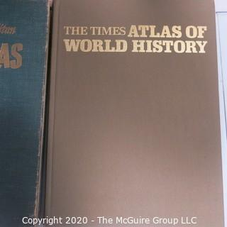 Three Vintage Books on Geography and History