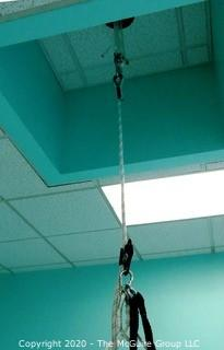 Heavy Duty Suspension Swing Rope with Sling Swing - Room 8