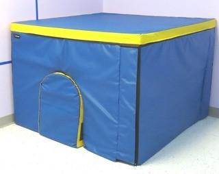 Large Padded Play Structure and Ball Pit - Reversible - Room 10