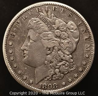 1898-S Morgan Dollar
