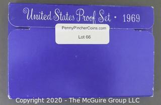1969 U.S. Proof Set; in original packaging