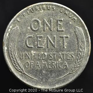 1957 U.S. Penny