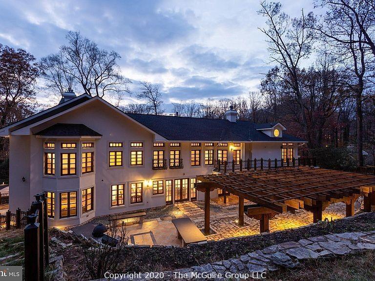 Bethesda, MD Public Real Estate Auction: Opening Bid $1,500,000