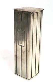 Art Deco Six Piece International Silver Sterling Dresser or Vanity Kit; 527g