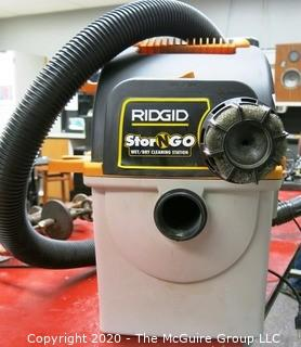 Ridgid Stor-N-Go Wet Dry Vacuum