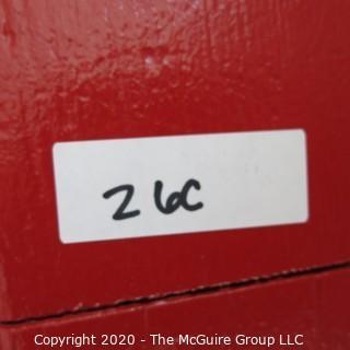 "9"" x 18' Original Wood Bleacher Bench from the Pit."