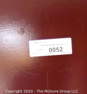 """(9) 9 x 72"""" Metal Combination Lockers."""