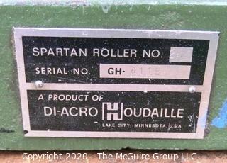 DI-ACRO HOUDAILLE Spartan Split - Roller #24