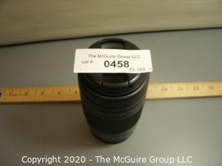 Sony 75-300mm f4.5-5.6 Macro Lens 75-300/4.5-5.6 SAL75300 A Mount #078