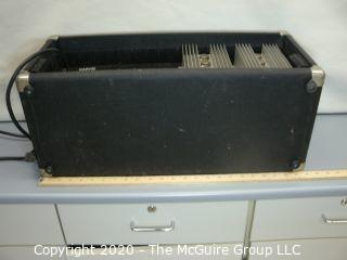 1960's CARVIN audio AMP (embellished). As is. BLOWN FUSE 311 3AG 6A 32V