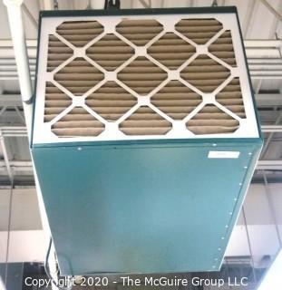 Grizzly Industrial Air Filter.  Model 9956.  As is.