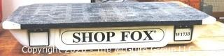 """Shop Fox Downdraft Table Vent.  As is. Measures 20"""" x 40"""" x 6""""."""