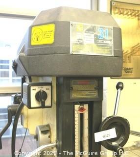 RF Machinists Metal Drill Press. As is. 230V.