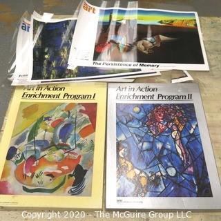 Art Enrichment Program Classroom Study Materials.