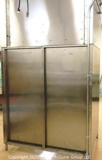 "New Wells WVU-48 Universal 50"" Ventless Hood System for Multiple Appliances - 208/240V"