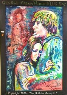 Student Art - Romeo & Juliet