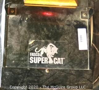 FASCO SUPER CAT - PORTABLE UTILITY BLOWER