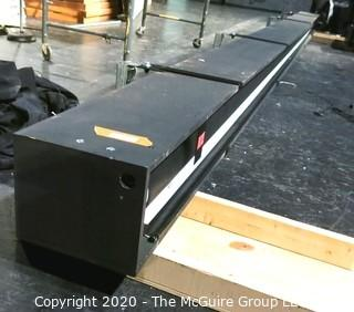 23 foot wide DA-LITE Motorized Stage Screen, Model Number P84-17