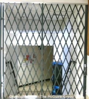 Hallway Security Gate