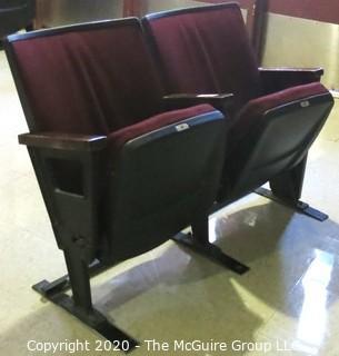 Pair of Auditorium Seats