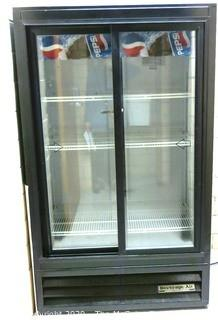 Pepsi Beverage Air Commercial Refrigerator