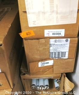 Approx.(8) cartons of fluorescent bulbs; (36) per carton; Model F28T8/XLSPX42ECO