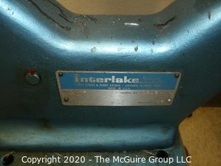 Interlake Model A Single Head Stitcher ST# 10808