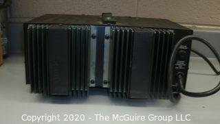 Electro Industries Regulated DC Power Supply, Model Digi 360.  As is.