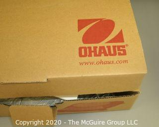 OHAUS SCOUT Pro Balance portable digital scale, new in box.