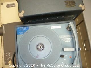 Califon 1430C classroom mono record player works