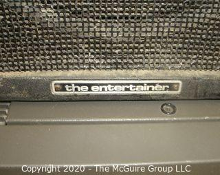 "EV TAPCO Model 100S, ""The Entertainer"", Portable PA Speaker (untested)"