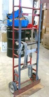 Appliance Mover with Straps