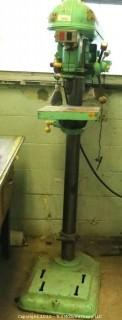 Floor Model Rockwell Drill Press; S/N: 118-1157